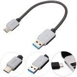 ขาย Usb C Type C Male To 3 Type A Male Data Charge Usb 3 1 Fast Charging Cable Us Intl Unbranded Generic ผู้ค้าส่ง
