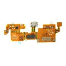 ขาย ซื้อ Usb Charger Connector ไมโครโฟน Flex Cable Ribbon สำหรับ Zte Blade V6 T660 Thailand