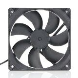ราคา Usb Cooling Fan Silent Computer Case Pc Cpu Dc 5V 120 X120 X25Mm Brushless Intl Unbranded Generic ออนไลน์