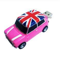 ทบทวน Usb Flash Drive Mini Cooper Model 8Gb Pink Mozztech