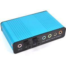 USB Sound 7.1 Channel 5.1 Optical External Audio for PC Laptop
