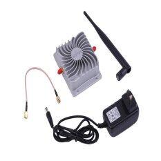 Ustore 2 4Ghz Long Range High Speed Ieee802 11B G N Wifi Wlan Signal Booster 5W Intl ถูก