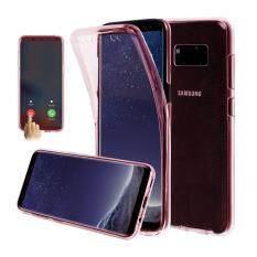 ขาย V Tech เคสทีพียู แบบใส คลุมเครื่อง 360 องศา สำหรับ Samsung S8 Plus รุ่น Ct 08P