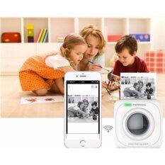 ขาย V Tech เครื่องพิมพ์ภาพถ่าย พิมพ์ใบสลิป ใบเสร็จรับเงิน ระบบ Bluetooth ไร้หมึก ชาร์จแบตในตัวได้ รุ่น Paperang ถูก ใน สมุทรปราการ