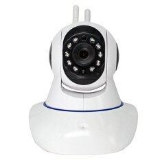 ขาย ซื้อ V380 Smart Ip Camera Wifi Wireless Network Monitor Hd 720P Night Vision Intl Intl