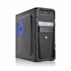 VENUZ ATX Computer Case VC0203 - Black