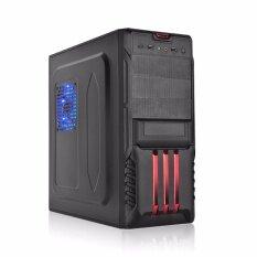 VENUZ ATX Computer Case VC0222 - Red