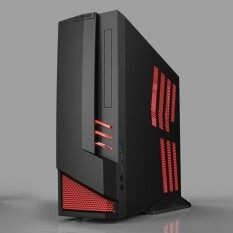 Venuz Itx Gaming Computer Case Csaz103 - Red By Linkworld Electronic (thailand) Co.,ltd..