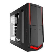 ขาย Venuz Mid Tower Computer Case Csaz 208S Red เป็นต้นฉบับ