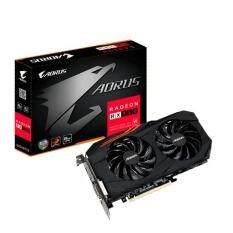 ซื้อ การ์ดจอ Vga Gigabyte Radeon Rx580 8Gb Gddr5 Aorus Windforce Aorus Radeon Rx 580 8G ใหม่