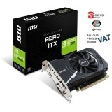 ซื้อ Vga การ์ดแสดงผล Msi Nvidia Geforce Gt 1030 Aero Itx 2G Oc Gddr5 64 Bit Memory Pci Express Graphics Card Black 3 Years Waranty By Synnex Strek Msi