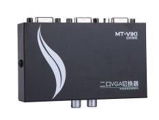 ราคา Vga Switch 2 พอร์ตอินพุต 1 เอาท์พุท D Sub Switcher Pc ตัวเลือก Monitor หุ้น Mt Viki Maituo 15 2Cf Unbranded Generic เป็นต้นฉบับ