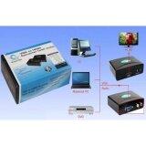 ราคา Vga To Hdmi Converter With Audio Fy1316 Black กล่องแปลงสัญญาณ Vga To Hdmi กรุงเทพมหานคร
