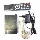ราคา Vga Tv Box Lcd Crt Tv Tuner Av Input ต่อกับจอคอมพิวเตอร์monitorดูทีวี ยี่ห้อGadmei Black Gadmei