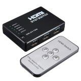 ขาย Video Hdmi Switch Box Switcher Splitter For Hdtv Ps3 Dvd Ir Remote Unbranded Generic ถูก