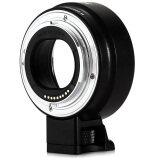ทบทวน Viltrox Auto Focus Mount Adapter M Af สำหรับ Canon Ef M กล้อง Ef เลนส์พร้อมขาตั้ง สีดำ
