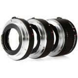 ขาย Viltrox Dg C 12Mm 20Mm 36Mm Af Auto Focus Macro Extension Tube Set For Canon Eos Series Camera Intl จีน