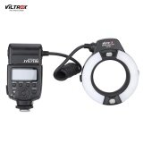 ซื้อ Viltrox Jy 670N On Camera I Ttl Macro Close Up Fill In Ring Flash Speedlite Light For D750 D810 D7200 D610 D7000 D5500 D5200 D5300 D3300 D3200 Dslr Camera With Adapter Ring 49Mm 52Mm 55Mm 58Mm 62Mm 67Mm Black Intl ออนไลน์