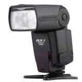 ส่วนลด Viltrox Jy680A กล้อง Speedlite แฟลช Gn33 สำหรับ Canon Nikon Sony Pentax ชิลี