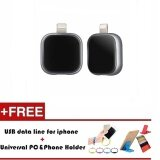 ส่วนลด Viptm 256Gb Mini Otg Drive Iphone Usb Flash Drive For Iphone 6 Iphone 7 Black Intl จีน