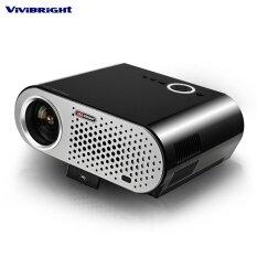 ราคา Vivibright Gp90 Video Projector Home Theater 3200 Lumens 1280 X 800 Support 1080P Intl ใหม่