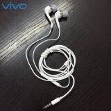 Vivo หูฟังแบบสอดหู หูฟัง สำหรับ รุ่น Xe600I สีขาว เป็นต้นฉบับ