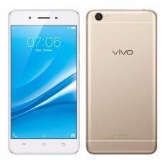 ทบทวน Vivo Y55S 4G Lte Gold ติดฟิล์มใส ไม้เซลฟี่
