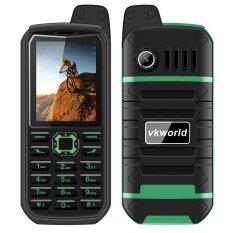 ราคา Vkworld Stone V3 Plus 2 4 Dual Sim Strong Signal 4000Ma Mobile Phone Waterproof Dustproof Dropproof Rugged Ip54 Bluetooth Fm 3Mp Phone 32Mb 32Mb Intl ใหม่