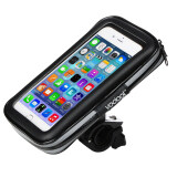 ขาย ซื้อ Vodool Touch Bicycle Mount Holder Waterproof Bag Case For Smartphone 5 5 Inch With 360 Rotation Angle Suitable For Iphone 7 7Plus 6 6S 5 5S For Samsung S6 S7 That Less Than 5 5 Inch Mobile Phones Intl จีน