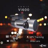 ราคา กล้องติดรถยนต์ Vonic Vi600 แถมเมมฯ 16 Gb ใหม่ล่าสุด