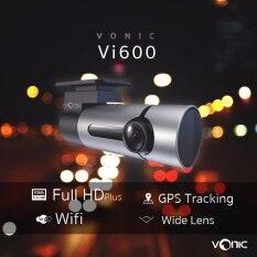 กล้องติดรถยนต์ Vonic Vi600 (แถมเมมฯ 16 GB)