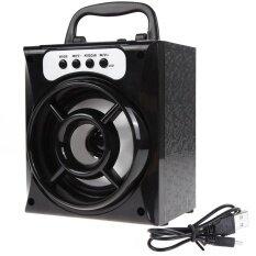 Voovrof ลำโพงบลูทูธ, ลำโพงไร้สายแบบพกพา, ลำโพงคอมพิวเตอร์พร้อมเครื่องเสียงที่เน้นเสียงเบส, อัพเกรด Sound Prompts] - Intl.
