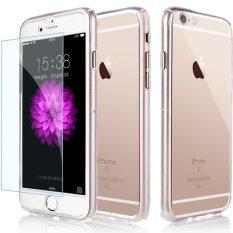 ราคา Vorson 360 Protection เคสประกบ ของแท้ สีใส สำหรับ Iphone6 Plus 6S Plus Clear ใหม่