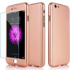 ขาย Vorson 360 Protection เคสประกบ ของแท้ สีชมพู โรสโกลด์ สำหรับ Iphone7 Rose Gold ถูก ใน กรุงเทพมหานคร