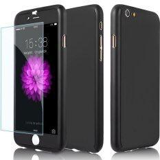 ราคา Vorson 360 Protection เคสประกบ ของแท้ สีดำ สำหรับ Iphone6 6S Black ออนไลน์