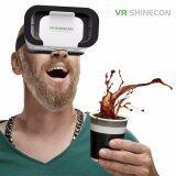 ส่วนลด Vr Shinecon® 3D Virtual Reality Phone Smart Vr Box Glasses Home Theater Play Game Helmet White Intl Unbranded Generic จีน