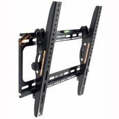 ซื้อ Vrn Hd ขาแขวนทีวี Lcd Led Tv 26 52 นิ้ว รุ่น T42 เหล็กหนา Black ใหม่ล่าสุด