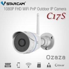 ขาย Vstarcam C17S 1080P Outdoor Ip Camera กล้องวงจรปิดไร้สาย ภายนอก กันน้ำ 2 0ล้านพิกเซล White Vstarcam ใน ไทย