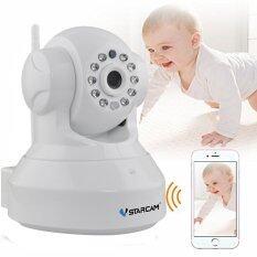 ซื้อ Vstarcam C7837Wip P2P Hd 720P Wireless Wifi Ip Camera Night Vision Two Way Voice Network Indoor Cctv Onvif Multi Stream Baby Monitor Mobile Phone Remote Monitoring White Intl ใหม่ล่าสุด