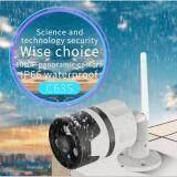 ราคา Vstarcam กล้องวงจร ปิด Ip Camera Outdoor Panoramic 2 Mp รุ่น C63S White Black เป็นต้นฉบับ