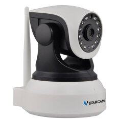 Vstarcam กล้องวงจรปิด IP Camera 2.0 Mp รุ่น C24S  สีขาว
