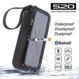 ซื้อ W King S20 Outdoor Waterproof Wireless Speaker Black W King เป็นต้นฉบับ