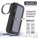 ขาย W King S20 Outdoor Waterproof Wireless Speaker Black กรุงเทพมหานคร ถูก