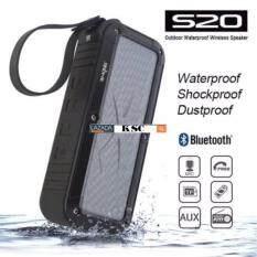 ทบทวน W King S20 Outdoor Waterproof Wireless Speaker Black W King