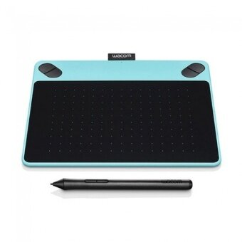 Wacom CTL-490 Intuos Draw Small (Mint Blue)