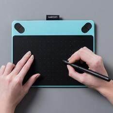 ทบทวน Wacom Intuos Art Pen Touch Medium Mint Blue Cth 690 B0 C Mint Blue