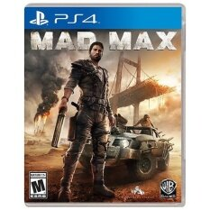Warner Home Video Games PS4 Mad Max (Asia)