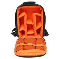 ซื้อ Waterproof Backpack Dslr Slr Camera Lens Case Bag Rucksack For Canon Nikon Sony Black Unbranded Generic ออนไลน์