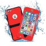 กรณีกันน้ำสำหรับ Iphone 6 พลัส 6 วินาทีพลัสเต็มรูปแบบพร้อมมีขาตั้งพับเก็บได้ 5 5 นานาชาติ Unbranded Generic ถูก ใน สมุทรปราการ