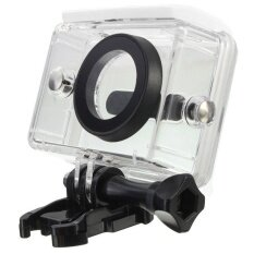 Waterproof Diving Case Box For Xiaomi Yi Sports Action Camera White Intl ถูก